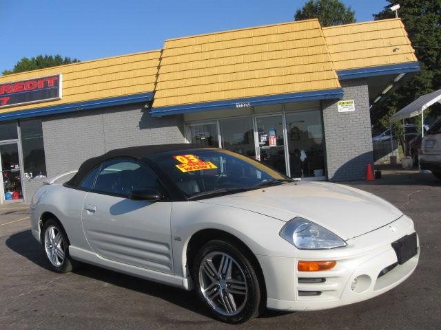 2003 mitsubishi eclipse spyder gts for sale in independence missouri classified. Black Bedroom Furniture Sets. Home Design Ideas