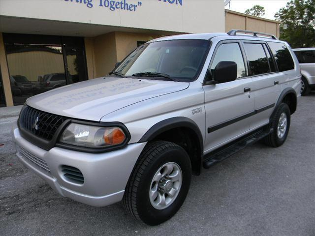 2003 Mitsubishi Montero Sport Es For Sale In Largo
