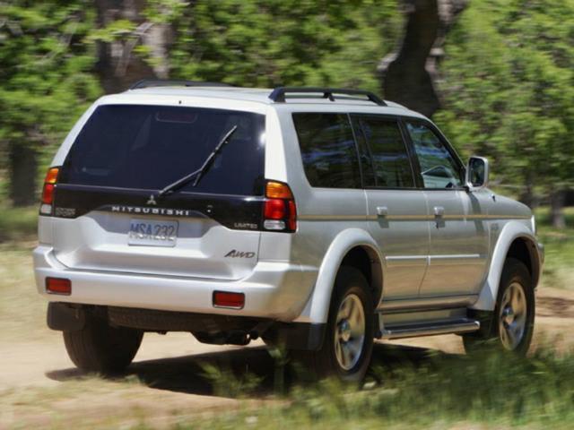 2003 Mitsubishi Montero Sport XLS XLS 4WD 4dr SUV For Sale