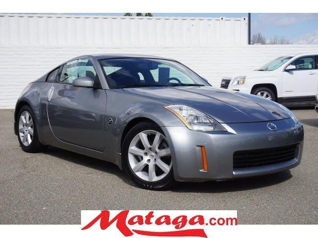 2003 Nissan 350Z Enthusiast Enthusiast 2dr Coupe