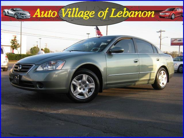 2003 nissan altima 2 5 s for sale in lebanon tennessee. Black Bedroom Furniture Sets. Home Design Ideas