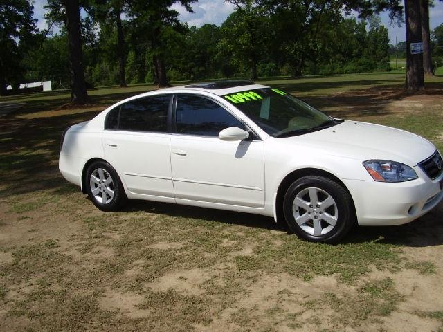 2003 nissan altima 2 5 sl for sale in center point louisiana classified. Black Bedroom Furniture Sets. Home Design Ideas