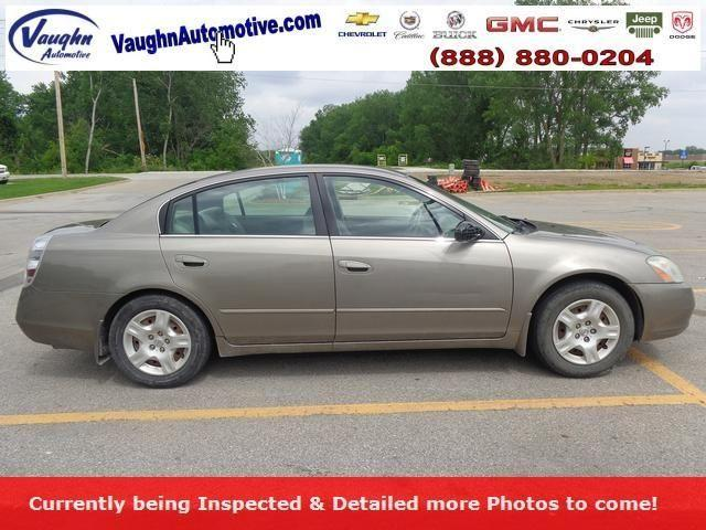2003 nissan altima 4d sedan 2 5 sl for sale in bladensburg iowa classified. Black Bedroom Furniture Sets. Home Design Ideas