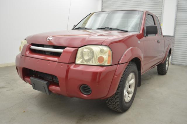 2003 Nissan Frontier XE 2dr King Cab XE RWD SB