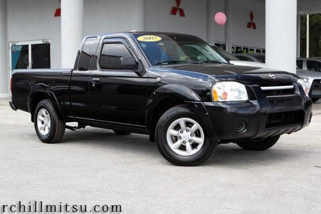 2003 Nissan Frontier Xe For Sale In Deland Florida