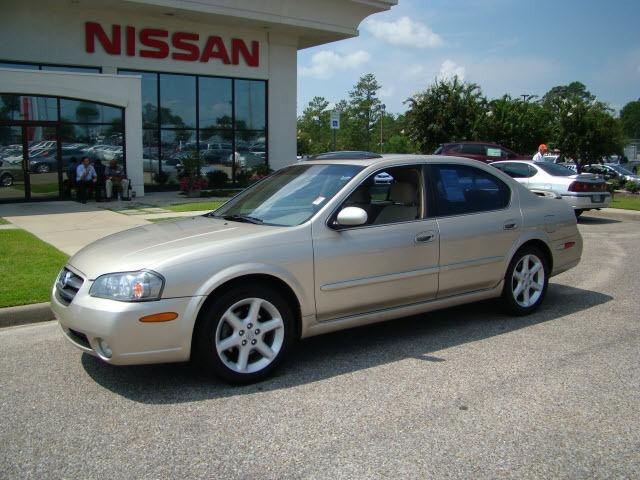 2003 Nissan Maxima For Sale In Dothan Alabama Classified