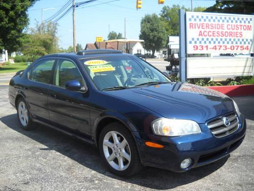2003 nissan maxima for sale in mcminnville tennessee classified. Black Bedroom Furniture Sets. Home Design Ideas