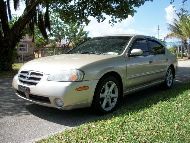 2003 nissan maxima gle for sale in hollywood florida classified. Black Bedroom Furniture Sets. Home Design Ideas