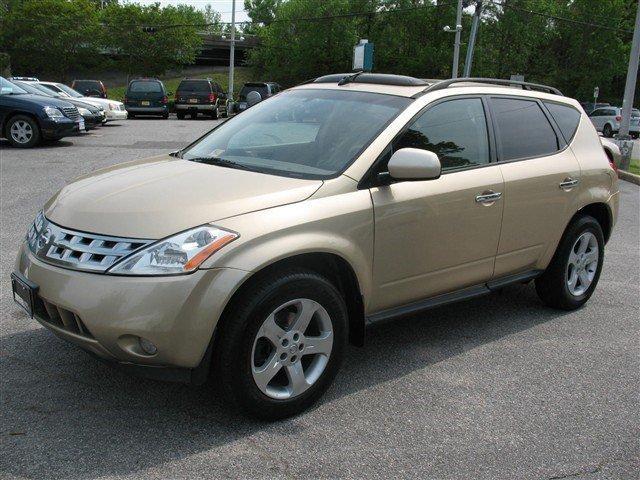 Nissan Virginia Beach >> 2003 Nissan Murano SL Virginia Beach, VA for Sale in