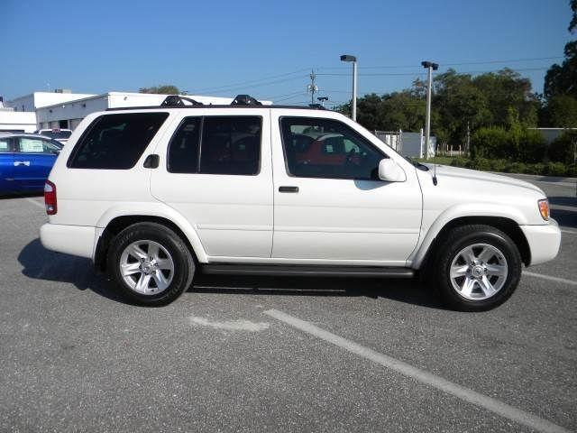 2003 Nissan Pathfinder Le For Sale In Sarasota Florida
