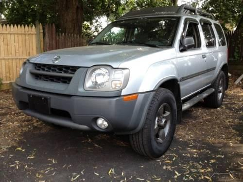 2003 nissan xterra suv xe for sale in white plains new. Black Bedroom Furniture Sets. Home Design Ideas