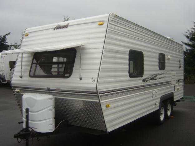 2003 Northwood Nash 22' Travel Trailer