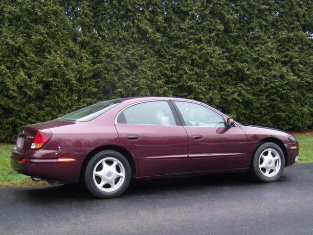 2003 oldsmobile aurora auto maroon 70 k mi for sale in. Black Bedroom Furniture Sets. Home Design Ideas