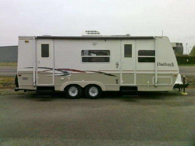 2003 Outback Travel Trailer With Slideout Only 4500