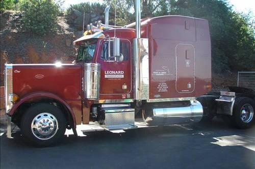 Cabover Semi Truck For Sale In California Classifieds Buy And Sell