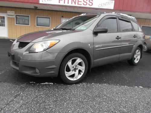 2003 pontiac vibe 4dr car gt for sale in bermudian. Black Bedroom Furniture Sets. Home Design Ideas