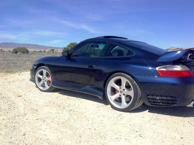 2003 Porsche 911 For Sale In Fresno California Classified