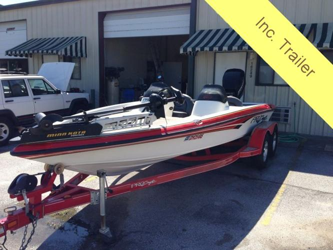 2003 Procraft 200 Super Pro For Sale In New Braunfels