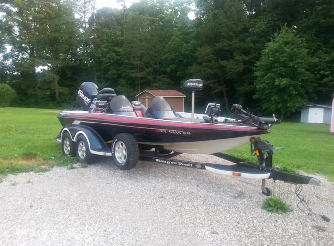 2003 Ranger B Boat 519 vx commanche on
