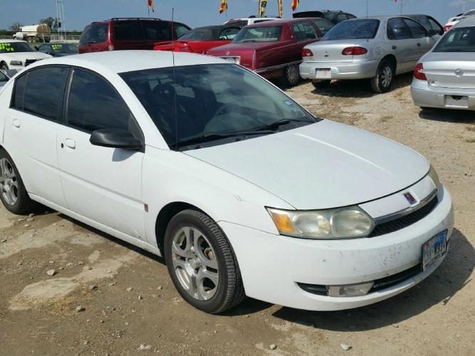 American Auto Sales Killeen Tx: 2003 Saturn Ion 4dr VERY NICE CAR!!! For Sale In Killeen