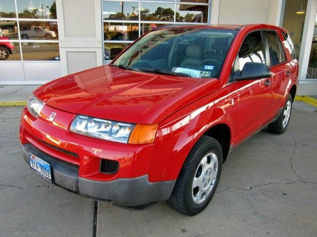 2003 saturn vue for sale in fort worth texas classified. Black Bedroom Furniture Sets. Home Design Ideas