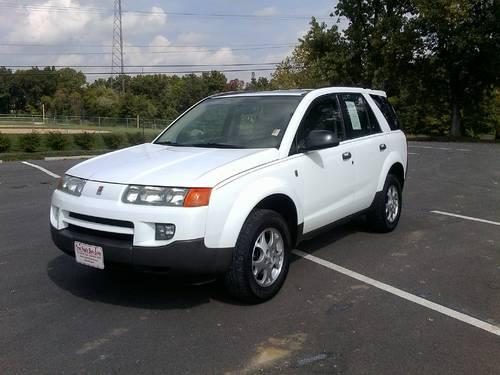 2003 Saturn Vue Automatic Air Awd V6 Power Roof
