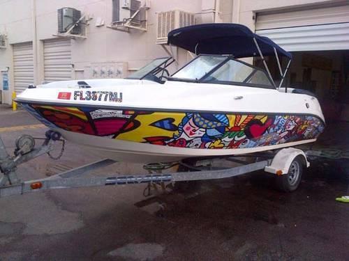 2003 Sea Doo Utopia 205 Jet Boat For Sale In Miami