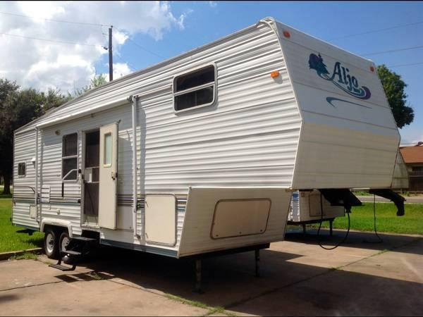 2003 Skyline Aljo Scout 30 Foot 5th Wheel For Sale In
