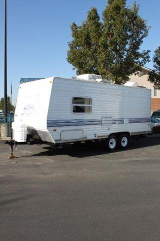 2003 Skyline Nomad 194LT Travel Trailer 87839 RnRRV.com