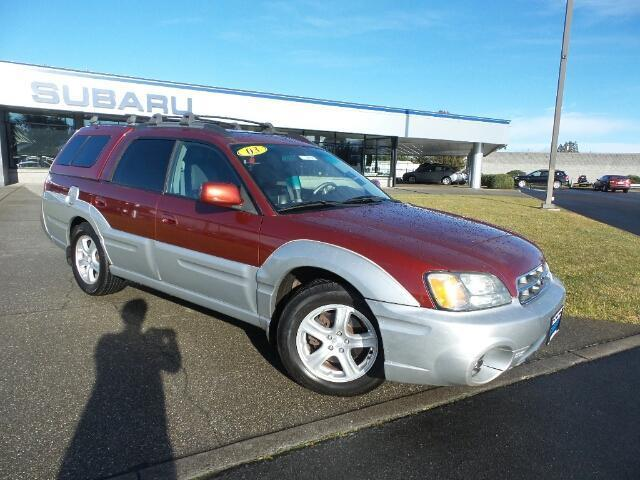 2003 subaru baja base awd 4dr crew cab sb for sale in medford oregon classified. Black Bedroom Furniture Sets. Home Design Ideas