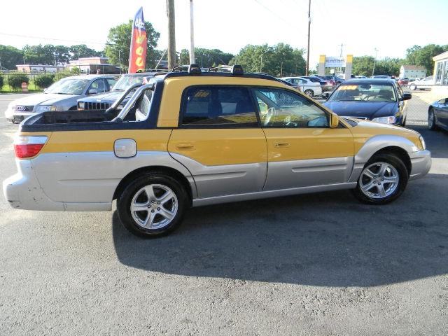 2003 subaru baja sport for sale in fredericksburg. Black Bedroom Furniture Sets. Home Design Ideas