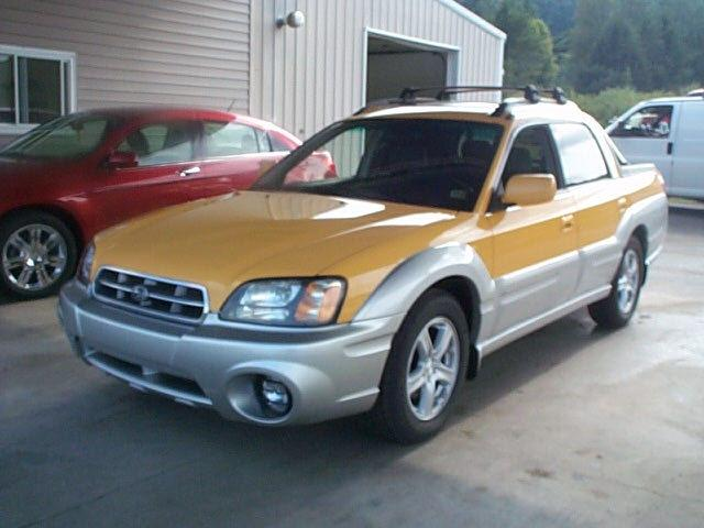 2003 subaru baja sport for sale in brockway pennsylvania. Black Bedroom Furniture Sets. Home Design Ideas
