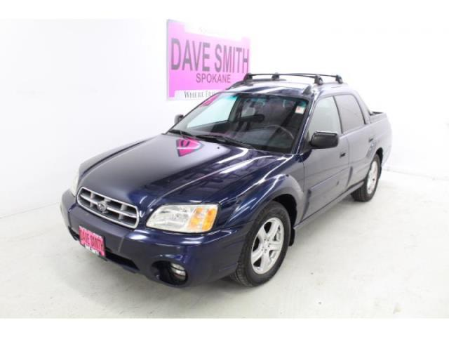2003 subaru baja sport awd 4dr sport crew cab sb for sale. Black Bedroom Furniture Sets. Home Design Ideas