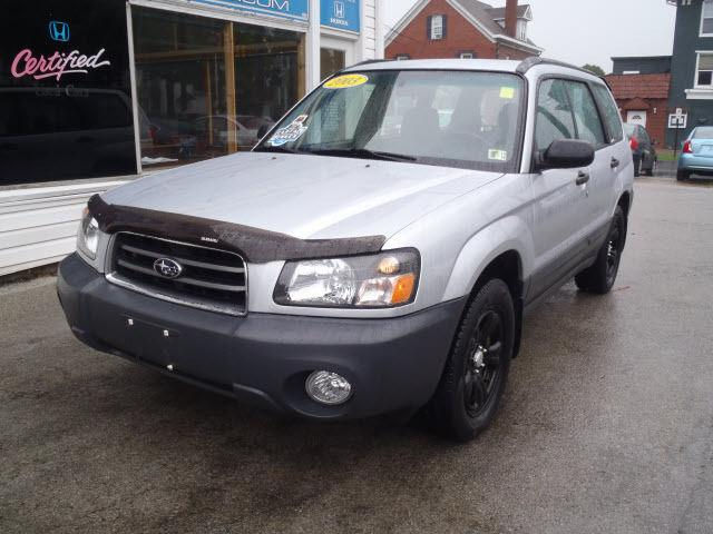2003 subaru forester 2 5 x for sale in indiana pennsylvania classified. Black Bedroom Furniture Sets. Home Design Ideas