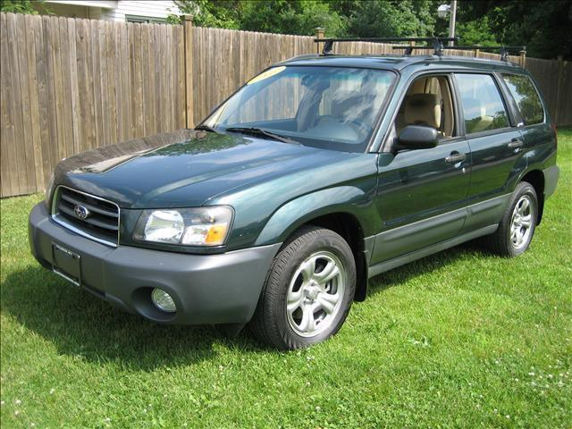 2003 subaru forester 2 5 x for sale in tillson new york classified. Black Bedroom Furniture Sets. Home Design Ideas