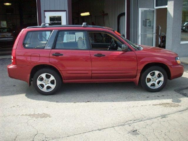 2003 subaru forester 2 5 xs for sale in wautoma wisconsin classified. Black Bedroom Furniture Sets. Home Design Ideas