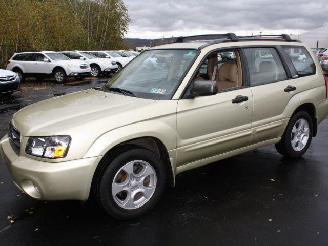 2003 subaru forester 2 5 xs for sale in moosic for Subaru forester paint job cost