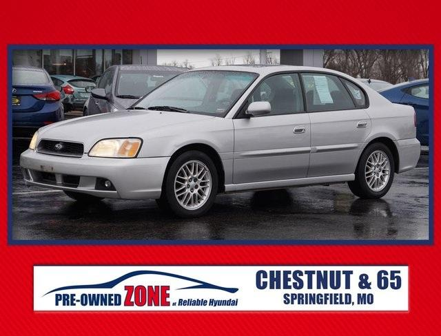 2003 subaru legacy awd l 4dr sedan for sale in springfield missouri classified. Black Bedroom Furniture Sets. Home Design Ideas