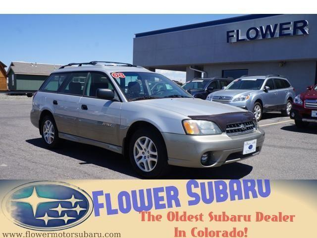 2003 Subaru Legacy Wagon Station Wagon Outback For Sale In