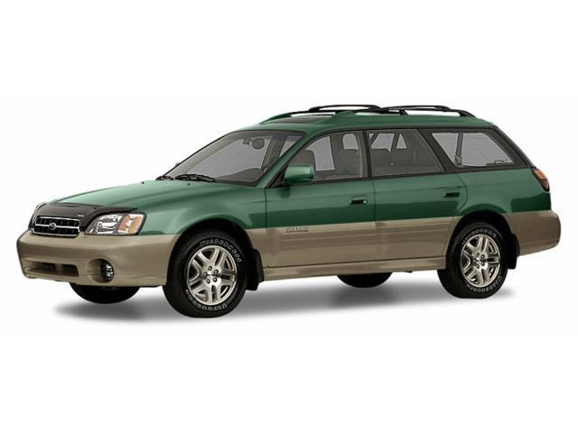 2003 Subaru Outback L.L. Bean Edition AWD L.L. Bean