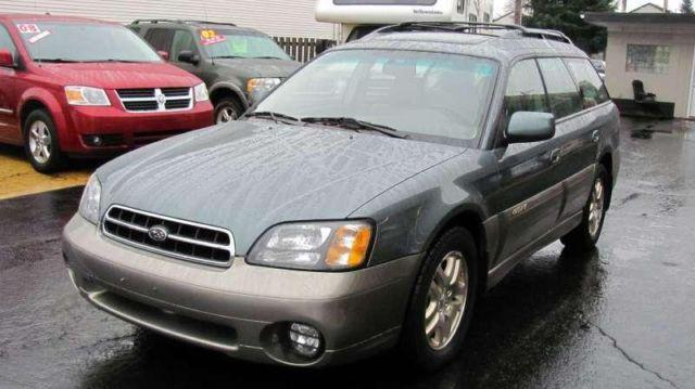 2003 subaru outback ll bean edition wagon for sale in. Black Bedroom Furniture Sets. Home Design Ideas