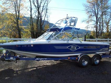 2003 Supra Launch Lts Direct Drive Wakeboard Boat For Sale