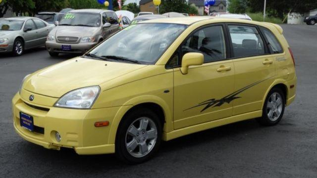 2003 Suzuki Aerio Awd Sx Wagon For Sale In Cornelius Oregon