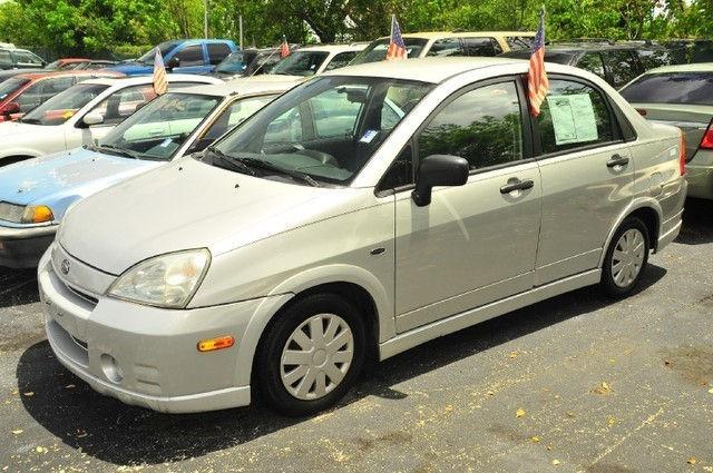2003 Suzuki Aerio Problems