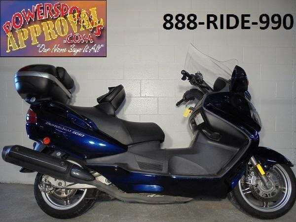 2003 suzuki burgman 650 for sale u2493 for sale in sandusky michigan classified. Black Bedroom Furniture Sets. Home Design Ideas