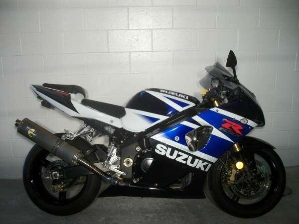 2003 Suzuki Gsx