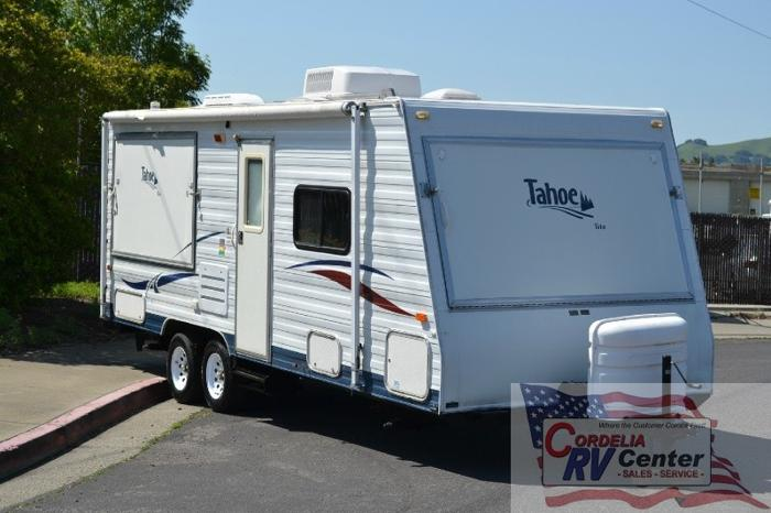 Tahoe Hybrid Travel Trailer By Thor