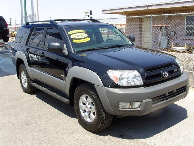 2003 toyota 4runner sr5 v8 for sale in el paso texas classified. Black Bedroom Furniture Sets. Home Design Ideas