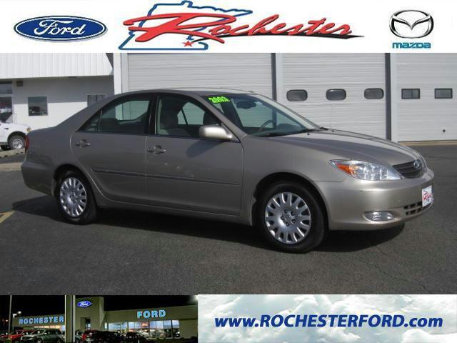 2003 toyota camry le for sale in rochester minnesota. Black Bedroom Furniture Sets. Home Design Ideas