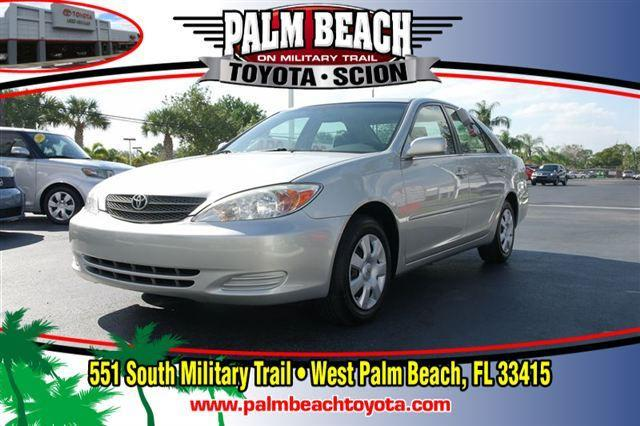 2003 toyota camry le for sale in west palm beach florida classified. Black Bedroom Furniture Sets. Home Design Ideas